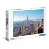 New York 2000 db-os puzzle - Clementoni