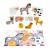 Playgo Formapuzzle állatfarm
