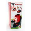 Cipővédő - fekete