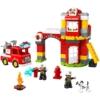 LEGO Duplo:10903 Tűzoltóállomás