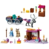 LEGO Disney Princess: 41166 Elza kocsis kalandja