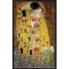 Gustav Klimt - A csók 1000 db-os puzzle - Clementoni