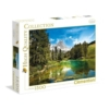 Kék tó 1500 db-os puzzle - Clementoni