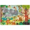Óriás puzzle - Dzsungel, 48 db-os - Ludattica