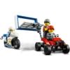 LEGO City: 60244 Rendőrségi helikopteres szállítás
