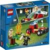 LEGO City: 60247 Erdőtűz