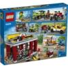 LEGO City: 60258 Szerelőműhely