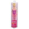 Barbie: szőke hajú balerina baba,pink tütüben