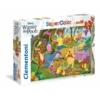 Micimackó 24 db-os maxi puzzle - Clementoni