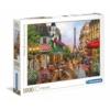 Virágok Párizsban 1000 db-os puzzle - Clementoni