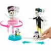Enchantimals jégkori játékszett - Preena Penguin és Patterson Penguin jégtáncosok