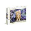 Kölyök cica 500 db-os puzzle - Clementoni