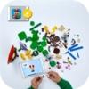 LEGO Super Mario: 71368 Toad kincsvadászata kiegészítő szett