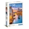 Kivilágított Velence 500 db-os puzzle - Clementoni