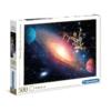Nemzetközi űrállomás 500 db-os puzzle - Clemetoni