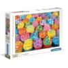 Színes sütik 500 db-os puzzle - Clementoni