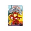 Szuperhős 3x48 db-os puzzle - Clementoni