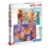 Olimpiai istenek 2x60 db-os puzzle - Clementoni