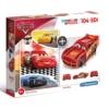 Verdák 104 db-os puzzle   3D modell - Clementoni