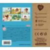 Gyerekek 12 db-os mese kocka - Clementoni