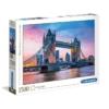 A Tower alkonyatkor 1500 db-os puzzle - Clementoni