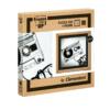 Szerelmes dalok 250 db-os puzzle képkerettel - Clementoni