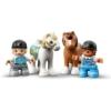 LEGO Duplo: 10951 Lóistálló és pónigondozás