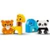 LEGO Duplo: 10955 Állatos vonat