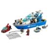 LEGO City: 60277 Rendőrségi járőrcsónak