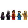 LEGO Ninjago: 71737 Nindzsa csatagép