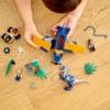 LEGO Jurassic World: 75942 Velociraptor: Kétfedelű repülőgépes mentőakció