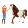 Szilaj - Paripa és lovasa szett, többféle