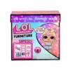 LOL Suprise Furniture játékszett, babával és bútorokkal - S3