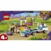 LEGO Friends: 41441 Lovasiskola és utánfutó