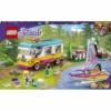 LEGO Friends: 41681 Erdei lakóautó és vitorlás