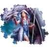 Anne Stokes Collection - Dragon Made 1000 db-os puzzle - Clementoni