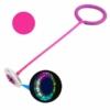Skip ball - bokalabda LED-es világítással, többféle