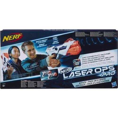 Nerf Laser Ops Pro Alphapoint 2 db-os kilövő