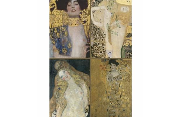 Gustav Klimt kollekció 1000 db-os puzzle - Piatnik