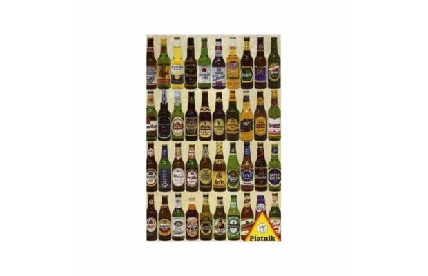 Sörös üvegek 1000 db-os puzzle - Piatnik