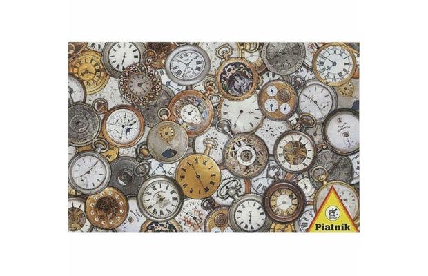 Időmérő szerkezetek 1000 db-os puzzle - Piatnik