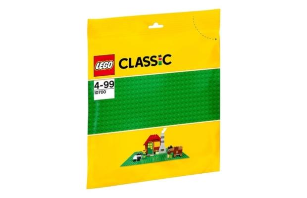 LEGO Classic: 10700 Zöld alaplap