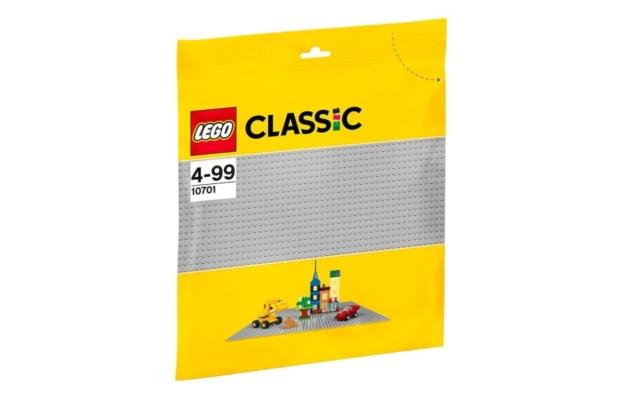 LEGO Classic: 10701 Szürke alaplap