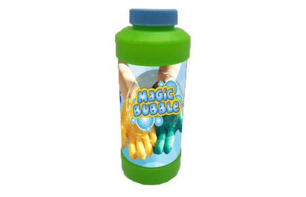 Magic bubble megfogható buborékok - utántöltő, 350 ml