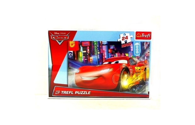 Verdák 2. 24 db-os puzzle - Trefl