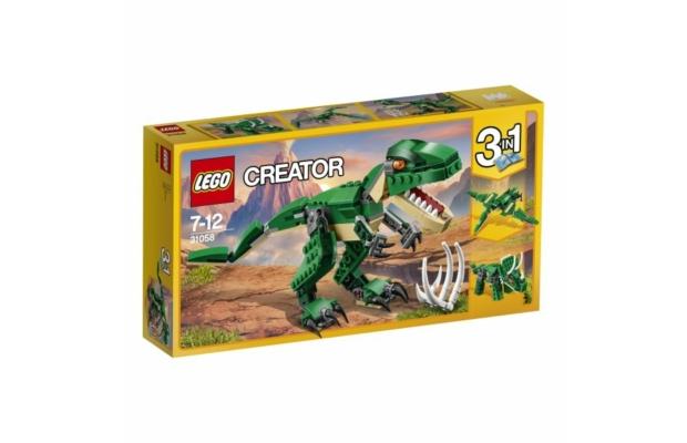 LEGO Creator: 31058 Hatalmas dinoszaurusz