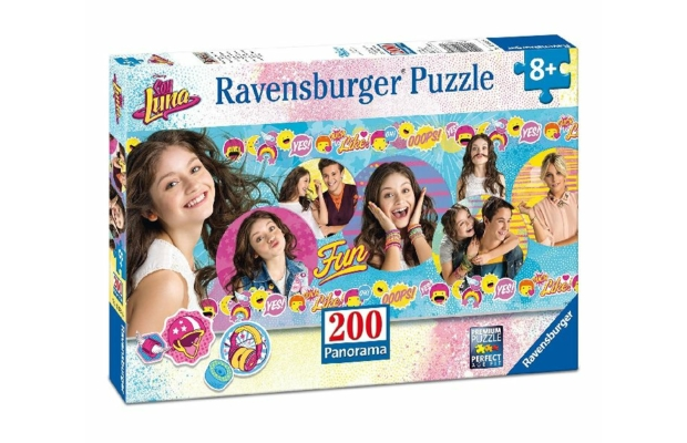RG Puzzle 200 db panorama - Luna és Matteo