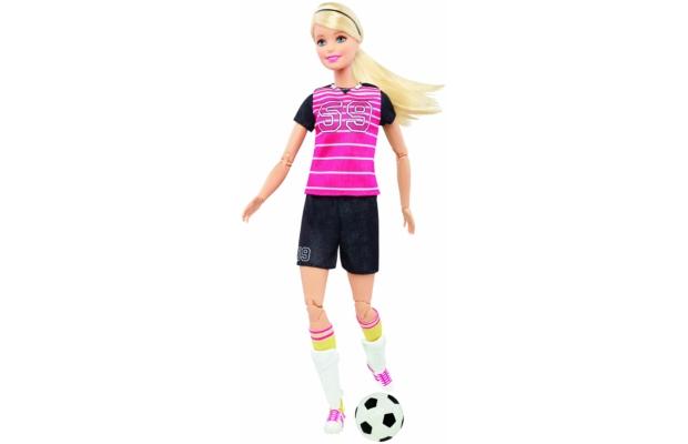 Sportoló Barbie babák