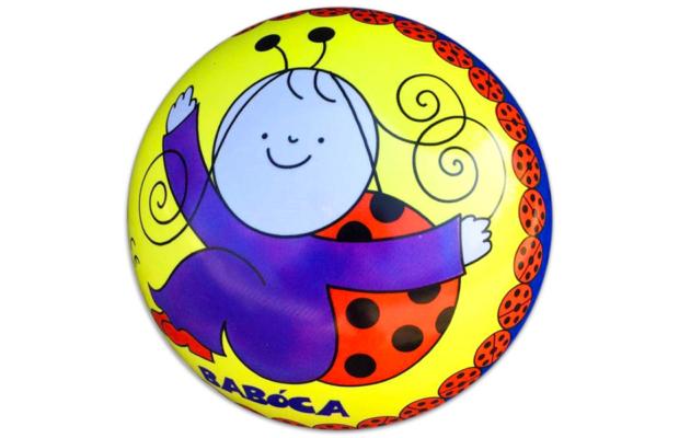Bogyó és Babóca labda, 22 cm-es