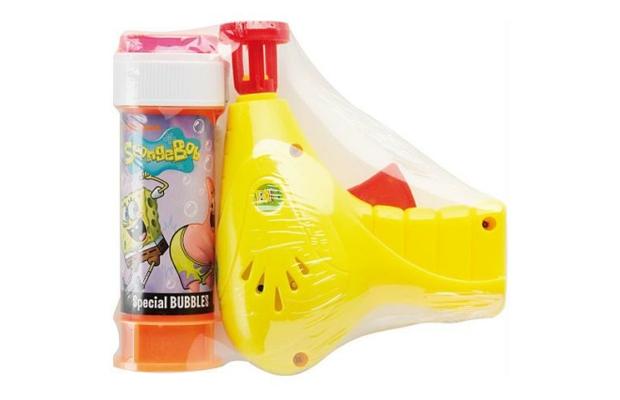 Spongya Bob buborékfújó pisztoly